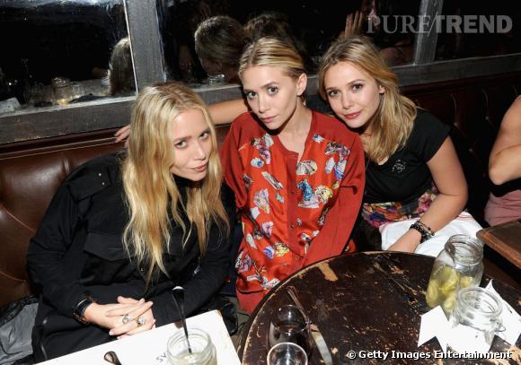 Mary-Kate et Ashley Olsen, doivent-elle commencer à se méfier de leur petite soeur ?