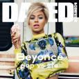 Pour Dazed & Confused, la divine Beyoncé fait couler sa glace... Canicule oblige.