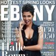 Halle Berry, énigmatique et super sex avec sa petite cerise.