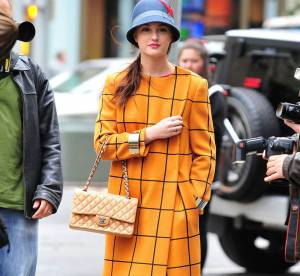 Leighton Meester VS Alexa Chung : le sac Chanel de couleur