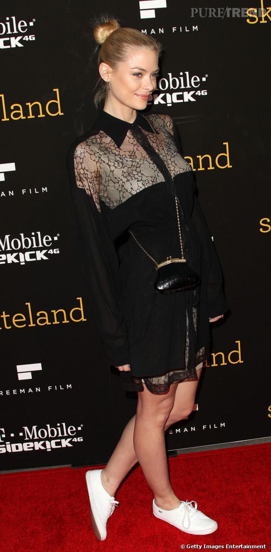 Jaime King, une actrice à suivre de près, mais surtout une fashionista au style prometteur.
