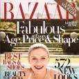 Connue pour son sourire imparfait, Kirsten Dunst s'offre un sourire Colgate pour Harper's Bazaar.