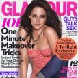Bingo pour Kristen Stewart et sa dernière couverture pour Glamour. Si l'actrice est adorable, il lui manque quand même une moitié de bras.