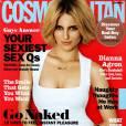En septembre,  Cosmopolitan  offre une main droite naine à Dianna Agron !