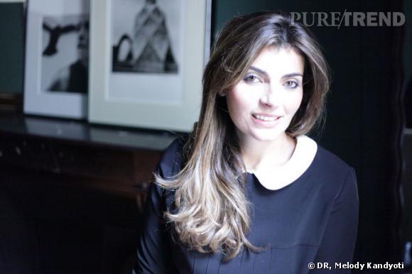 Déborah Lombroso, créatrice des bijoux Seijna, photographiée chez LOVE EDITIONS.