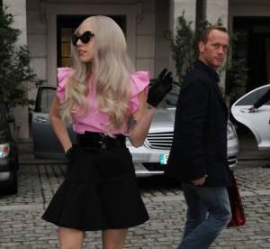 Lady Gaga, la marathonienne de la mode