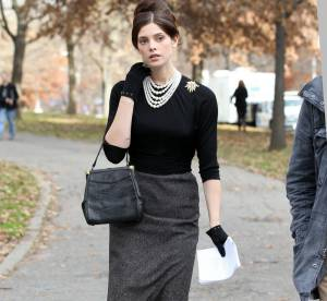 Ashley Greene, sur les pas d'Audrey Hepburn