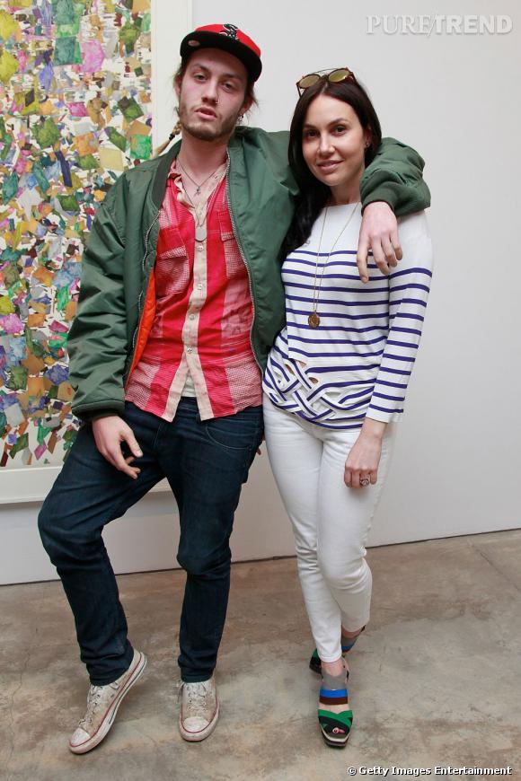 Jack Donoghue et Fabiola Beracasa.