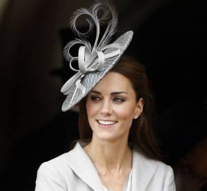 Kate Middleton, les chapeaux de la Duchesse