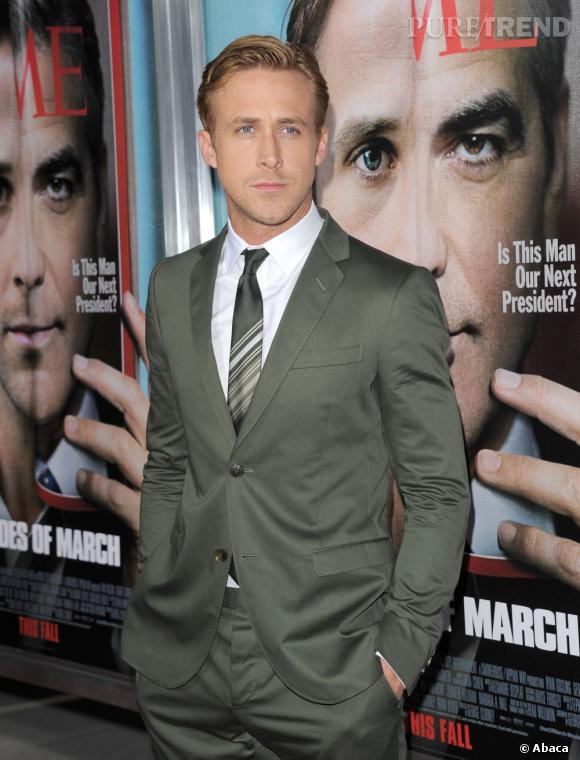 La bonne résolution de Ryan Gosling  : L'homme de 2011, c'était lui. Le jeune homme a enchainé les  succès au  cinéma et il est le nouveau chouchou d'Hollywood. Idole des  midinettes  et des réalisateurs, le succès n'est pas encore monté à  la tête de  notre dandy cool préféré, pourvu que cela dur..