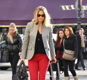 Bar Refaeli, parfaite parisienne... A shopper !