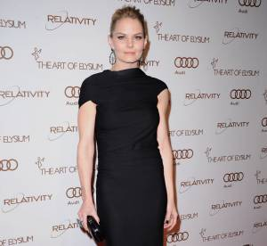 Jennifer Morrison, elegante simplicite