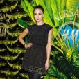 Jessica Alba, un coup d'éclat signé Versace pour H&M.