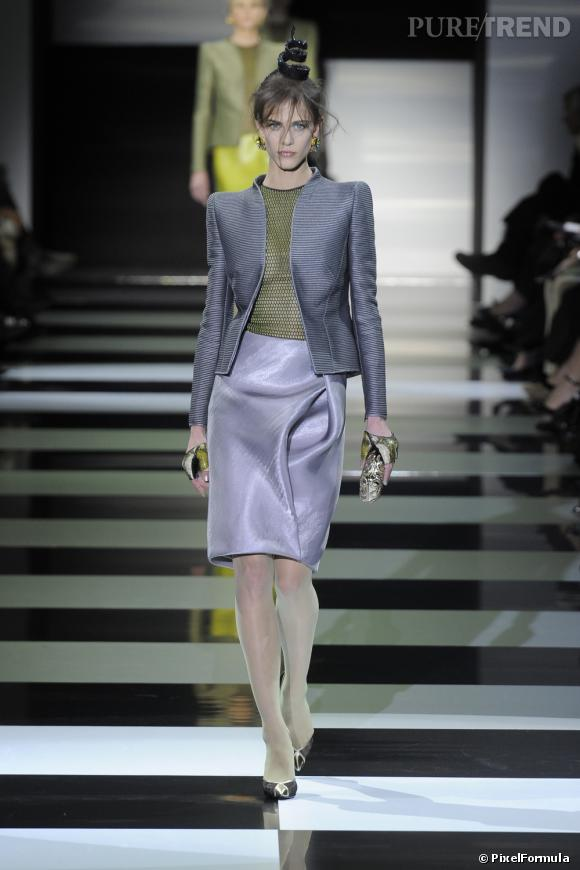 Défilé Giorgio Armani PrivéParis Printemps-Eté 2012
