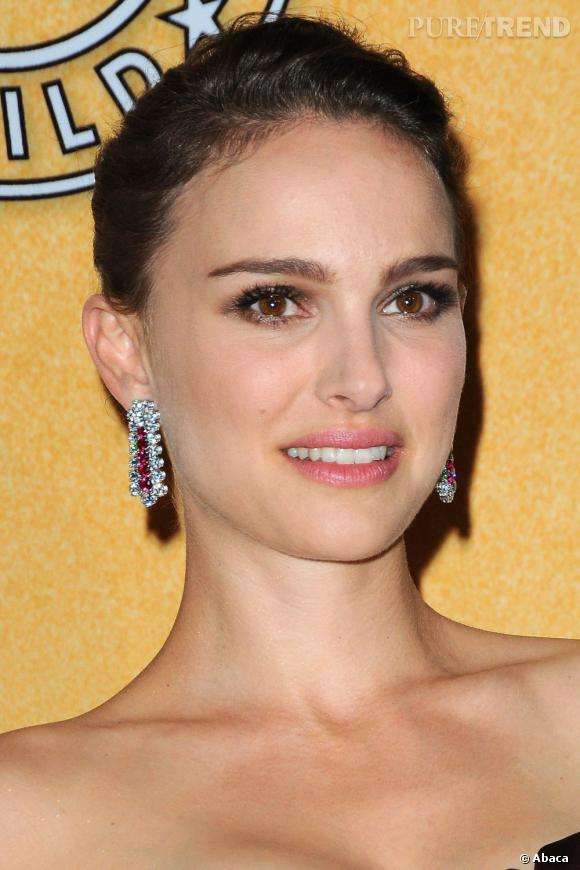 On se fait le même maquillage que Natalie Portman.