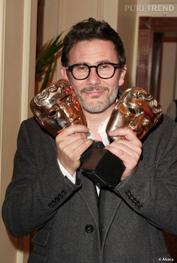 """12 récompenses pour le film de Michel Hazanavicius, """"The Artist""""."""