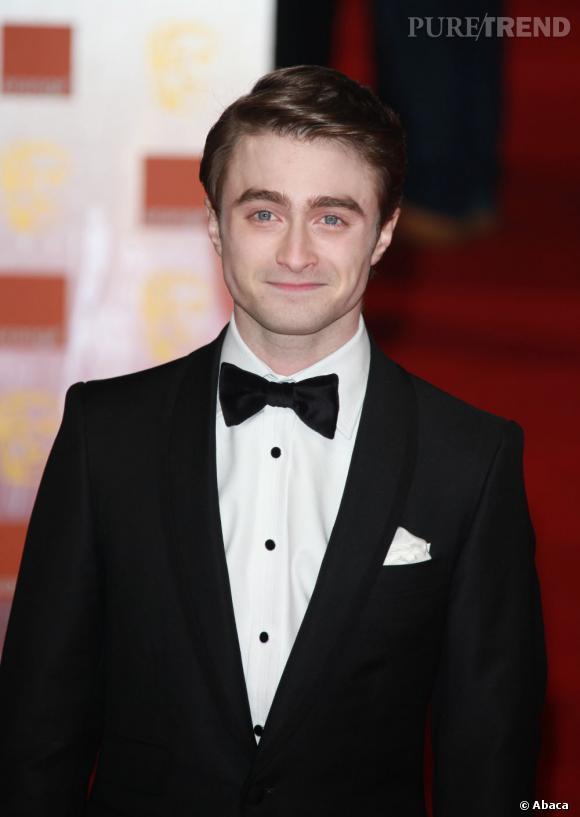 Daniel Radcliffe est heureux que le dernier volet d'Harry Potter ait remporté le prix du Meilleur Effets Visuels.