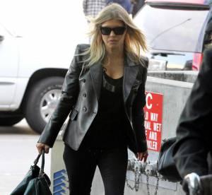 Fergie, black is back