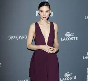 Le look du jour : Rooney Mara, poupée pas si fragile