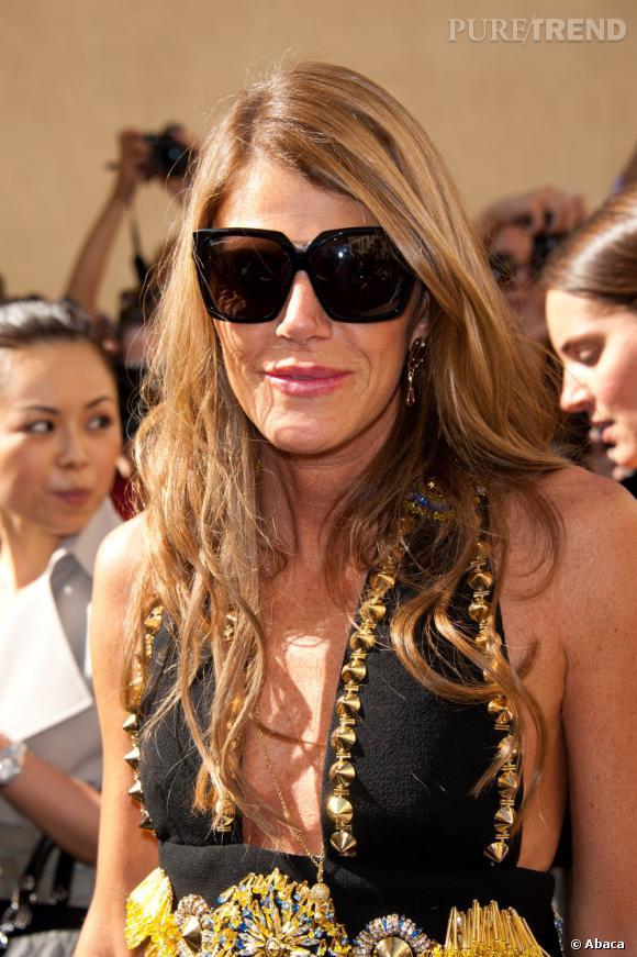 Anna Dello Russo nouvelle star de la pop ?