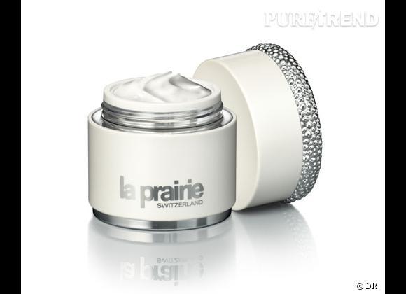 Crème éclat caviar nacré de La Prairie, 372 €.
