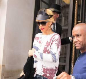 Rihanna, ras la casquette !