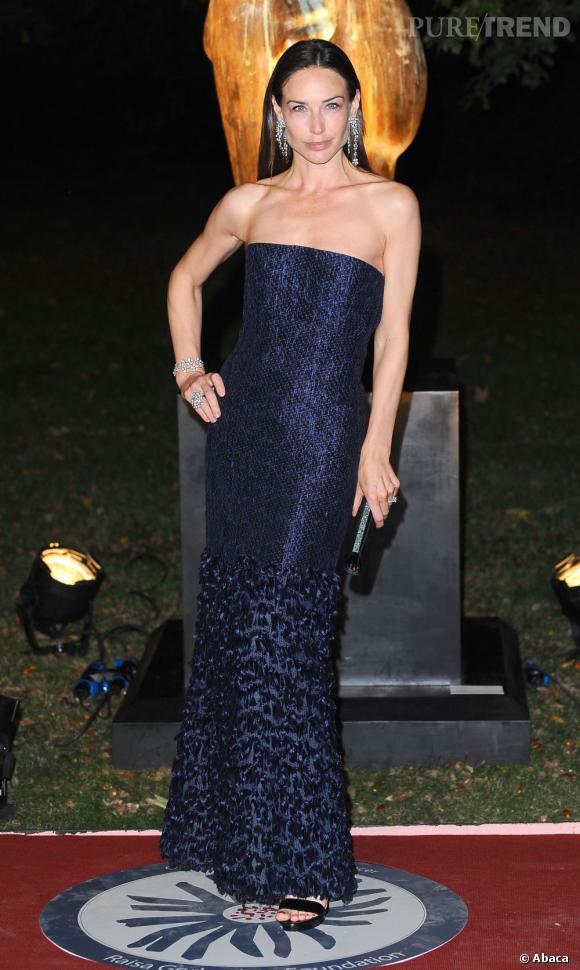 Keanu Reeves sort en 2004 avec l'actrice Claire Forlani.