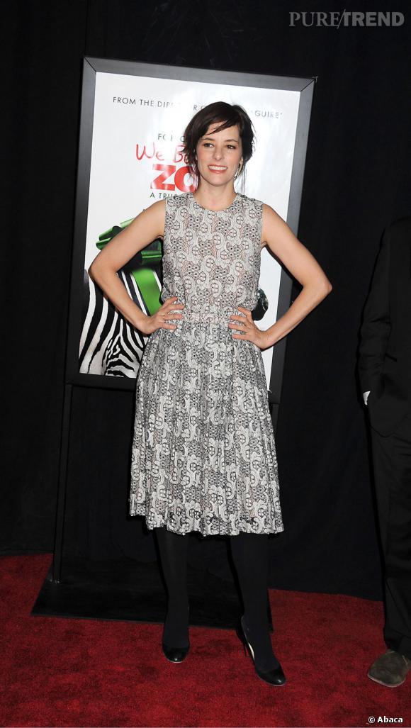 Debut 2008 Keanu Reeves sort avec l'actrice Parker Posey.