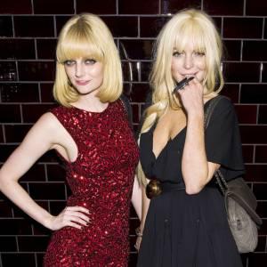 En Alice + Olivia, elle éclipse Lindsay Lohan.