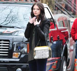 Gossip Girl : Michelle Trachtenberg, peste a la mode