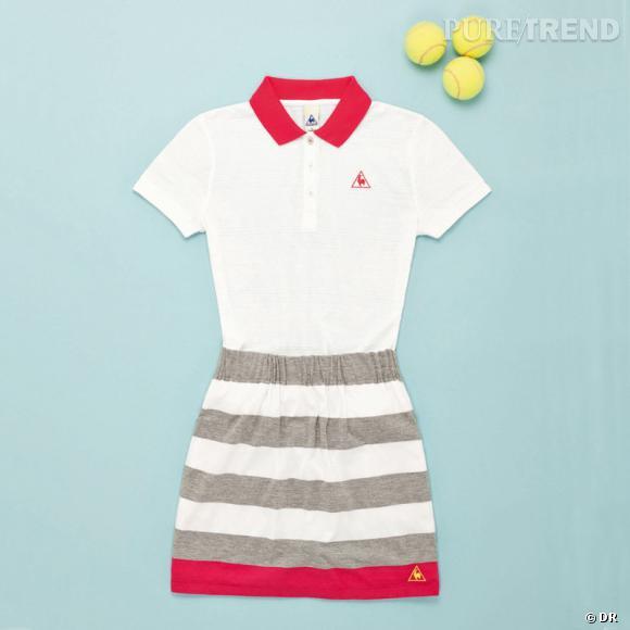 Must Have : la ligne Tennis Le Coq Sportif