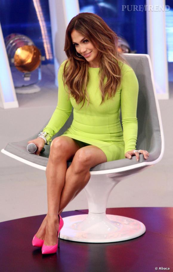 Jennifer Lopez, Brazil ! en Michael Kors.