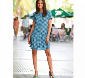 Comment porter la robe imprimée ?