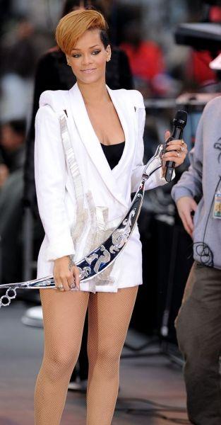 Sexy Blazer Rihanna Vs Puretrend Le gqwA1YnXn