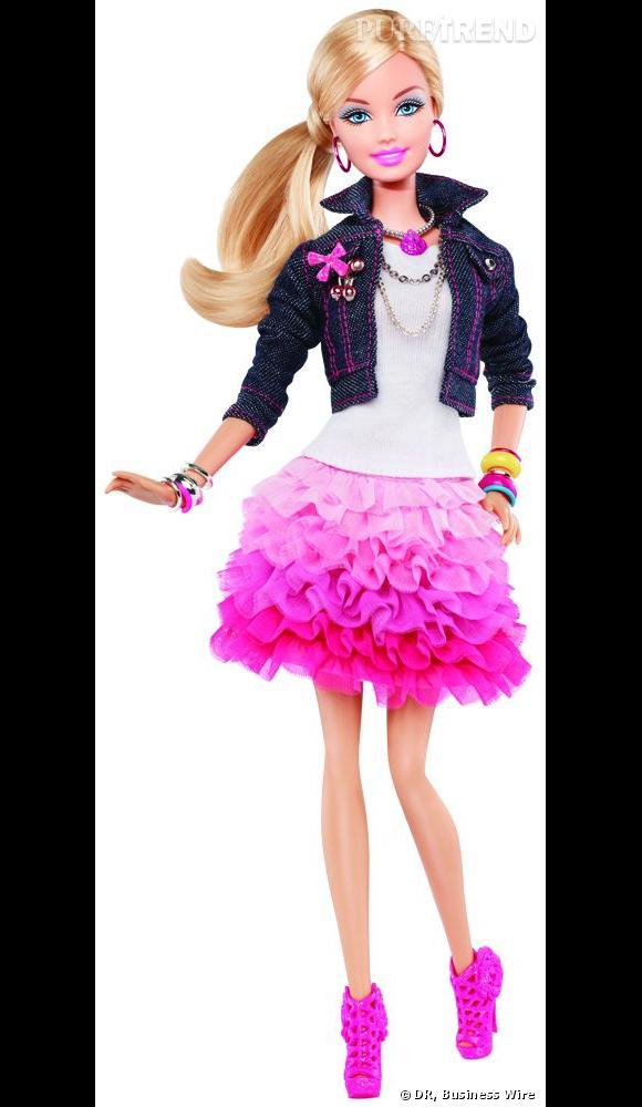 Barbie devient chauve et soutient la lutte contre le cancer aux Etats-Unis.