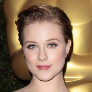 Version rock pour Evan Rachel Wood.
