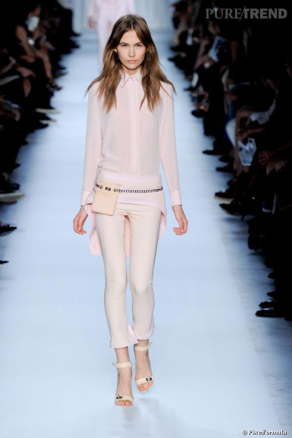 Défilé Givenchy printemps-été 2012