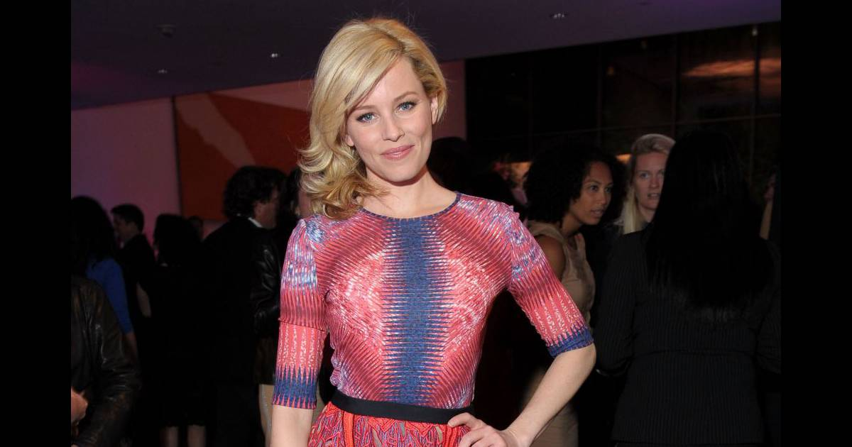 elizabeth banks en peter pilotte printemps et 2012. Black Bedroom Furniture Sets. Home Design Ideas