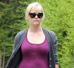 Reese Witherspoon, le bonheur enceinte et sexy