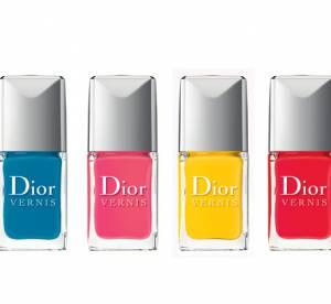 Coup de coeur : Les vernis Summer Mix de Dior