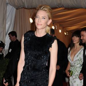 Cate Blanchett en Alexander McQueen.