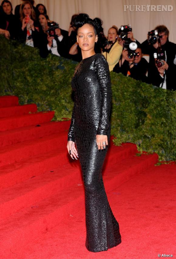 Rihanna en Tom Ford.