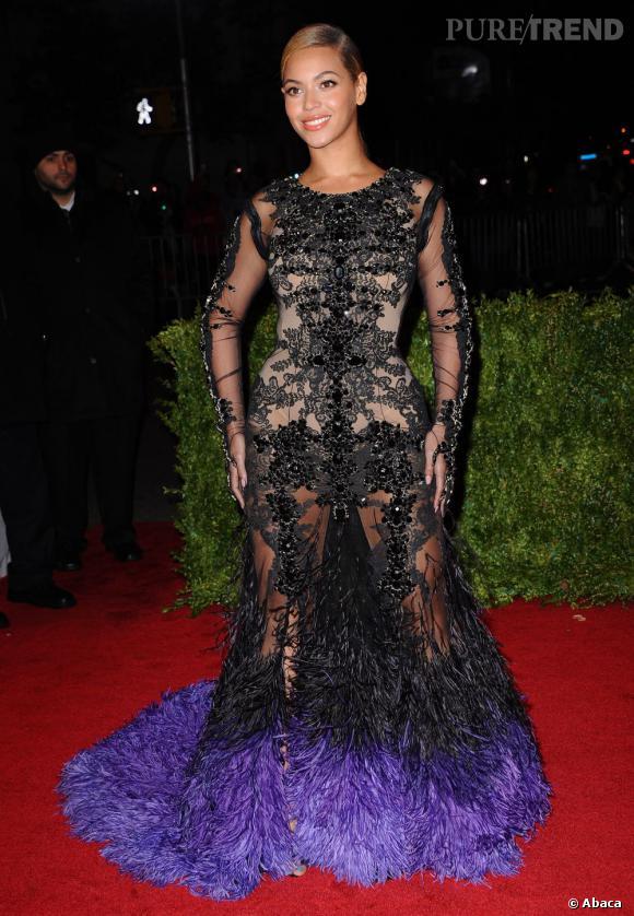 Beyonce en Givenchy.