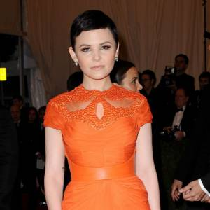 Ginnifer Goodwin en Monique Lhuillier.
