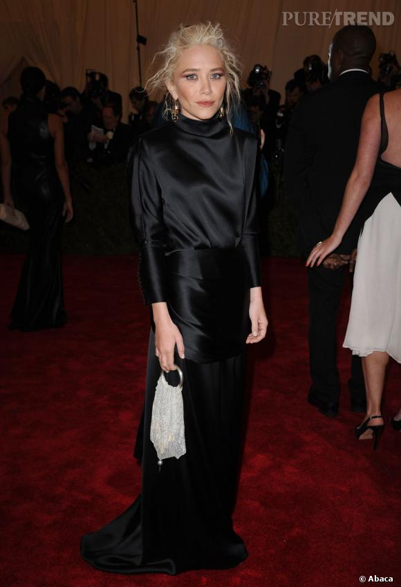 Mary-Kate Olsen en The Row.