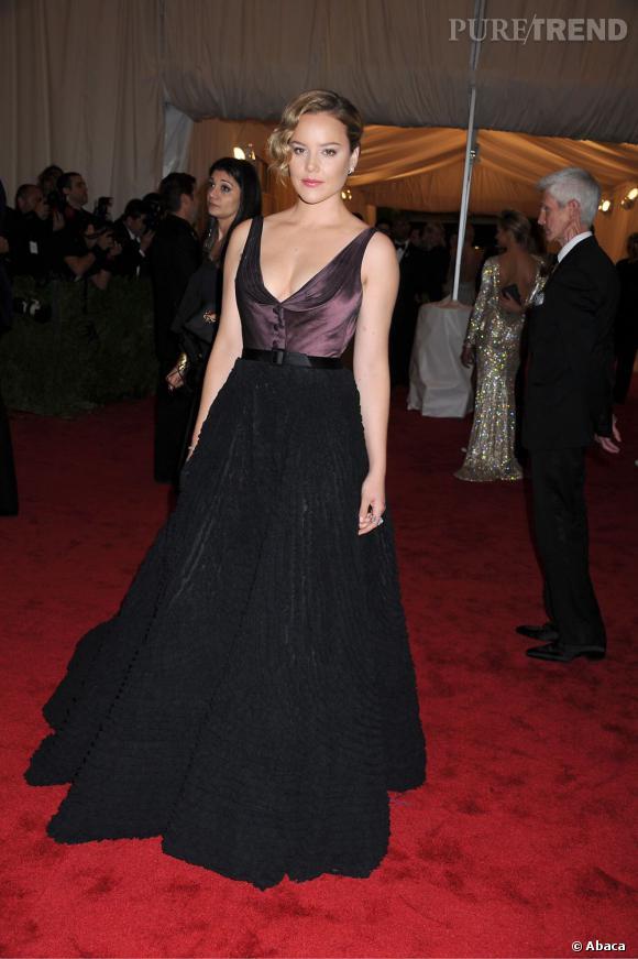 Abbie Cornish en Christian Dior.