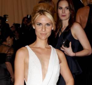 Met Ball 2012 : Claire Danes, nue en un claquement de doigts