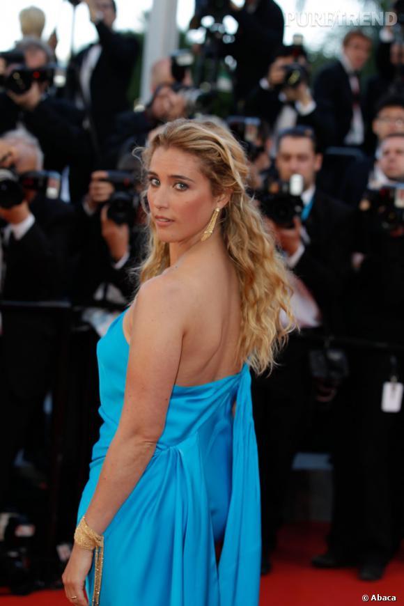 Vahina Giocante au Festival de Cannes 2012.