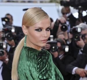 Le look du jour : Natasha Poly, rugissements sexy à Cannes