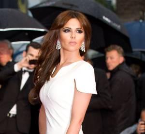 Cheryl Cole vs Zoe Saldana : la robe froufrou dégradée